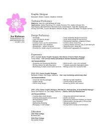 resume design examples entry volumetrics co graphic design resume resume template web designer resumes lance web designer resume fresher graphic designer resume sample pdf graphic