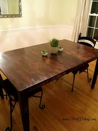 How To Make A Dining Room Table Dining Room Table Plans Build Dining Room Table With Good How To