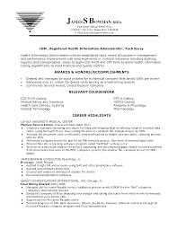 medical biller resume resume badak health information management resume