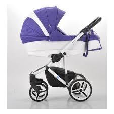 <b>Детская коляска 2</b> в 1 Mr Sandman Vector Premium (50% кожа ...