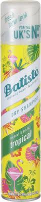 "<b>Batiste Сухой шампунь</b> для волос ""<b>Tropical</b>"", 200 мл — купить в ..."