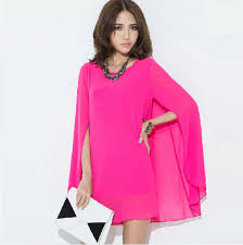 <b>S 4XL 5XL</b> 6XL Plus size women <b>dress</b>,batwing sleeve shawl casual ...