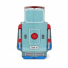 <b>Ланч</b>-<b>бокс Suck UK</b> Robot - цена, фото, характеристики | Товары ...