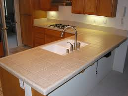 Diy Tile Kitchen Countertops Kitchen Amazing Tile Kitchen Countertops Diy Tile Kitchen