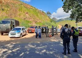 10ª Companhia Independente inicia Operação Barreira Sanitária em Alfredo Chaves