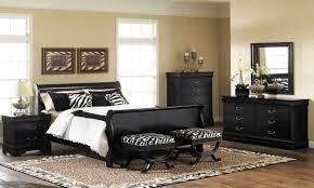 king size bedroom furniture decorated fancy black bedroom sets