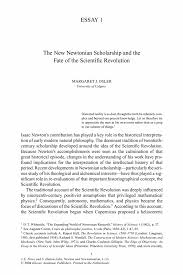 scientific revolution essay scientific revolution essay questions the new newtonian scholarship and the fate of the scientific inside