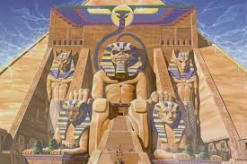 <b>Iron Maiden's</b> 'Powerslave': 13 Facts Only Superfans Would Know