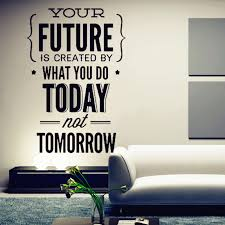 2016 new hot inspirational quotes wall stickers your futuretoday office wall decor home decoration work hard to gain more amazing wall quotes office