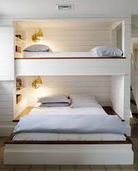 white furniture cool bunk beds:  bedroom white bedroom furniture cool bunk beds built into wall bunk beds for girls with