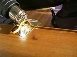 Обработка 2мм кромки ПВХ <b>в</b> домашних условиях! - YouTube