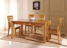 image of dining table and chairs