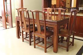Oriental Dining Room Set Interior Chinese Architecture American And Chinese Architectures