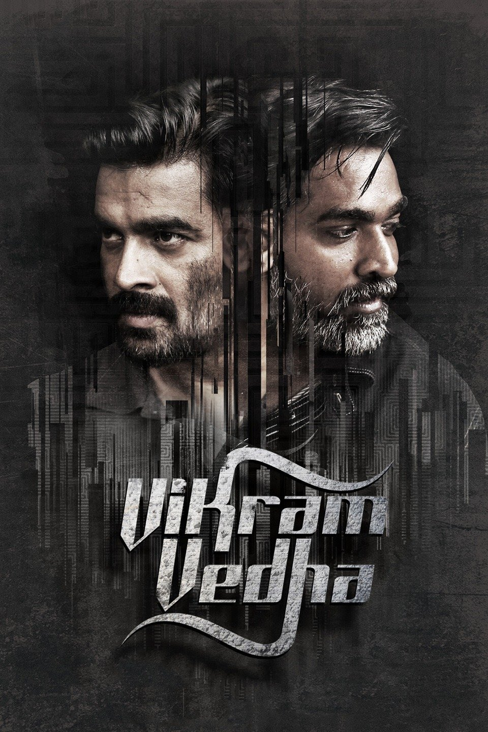 Download Vikram Vedha (2017) Hindi Dubbed Full Movie HDRip 480p | 720p