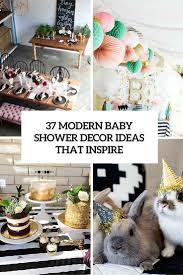 white modern baby shower themes ideas 37 modern baby shower dcor modern baby shower themes ideas 37 modern baby shower dcor ideas