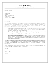 cover letter examples letter resume in how to write a strong information technology cover letter example in how to write a strong cover letter