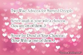 Best Advice For Married People - Marriage Advice Quotes