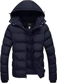 Wantdo <b>Men's</b> Hooded Winter <b>Coat</b> Warm Puffer <b>Jacket Thicken</b> ...