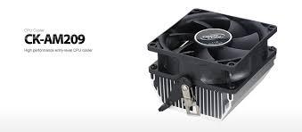 <b>CK</b>-<b>AM209 DEEPCOOL</b>- Воздушное охлаждение для процессора