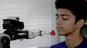 How to <b>train</b> your <b>robot</b> (to feed you dinner) | UW News