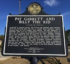「billy the kid killed by pat garrett」の画像検索結果