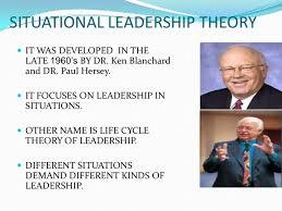 ideas about situational leadership theory on pinterest    situational leadership theory    by ankur shrivastava via slideshare