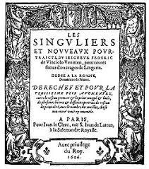 Cubierta del libro de Federico de Vinciolo