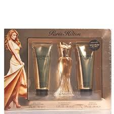 <b>Paris Hilton Gold Rush</b> for Women 3-Piece Gift Set (1.0 oz Eau de ...