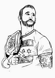 Small Picture 42 best wwe coloring pages images on Pinterest Coloring pages
