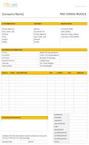 proforma invoice template dotxes proforma invoice template in microsoft word