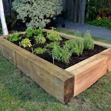 Small Picture How to build your very own raised herb garden DIY Good