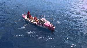 Losing Sight of Shore - 4 <b>Women</b> Set out to Row the <b>Pacific Ocean</b> ...