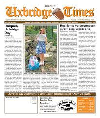 the uxbridge times by the new uxbridge times issuu