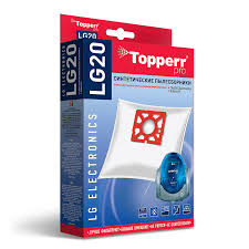 <b>Синтетические пылесборники Topperr LG20</b> для пылесосов LG ...