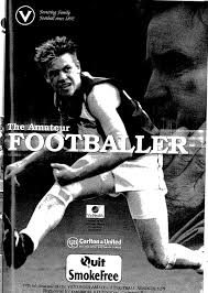 the amateur footballer week 11 2001 by andrew leonard issuu