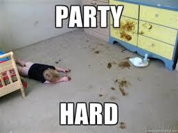 Party Hard - Imgur via Relatably.com