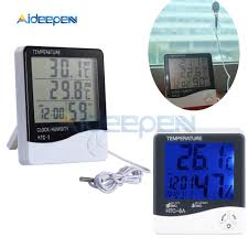 Weather Station <b>HTC</b> 2 <b>HTC</b> 1 <b>HTC</b> 8A <b>Indoor Outdoor</b> Thermometer ...