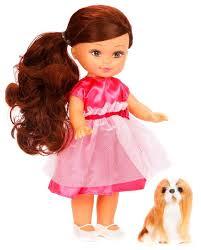 <b>Кукла Mary Poppins Элиза</b> Мой милый пушистик щенок 26 см ...