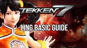 <b>LING XIAOYU</b> Basic Guide - <b>TEKKEN 7</b> (Basic To Pro) - YouTube