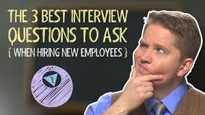 how to ask interview questions that actually matter