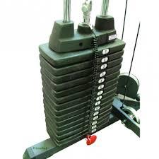 <b>Весовой стек</b> для силового тренажера Body Solid SP150 <b>Опция</b> ...