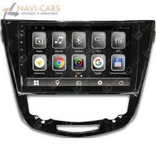 Штатная <b>магнитола IQ NAVI TS9-2105PFHD</b> Nissan Qashqai II, X ...
