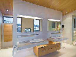 bathroom mirror lighting ideas modern with recessed bathroom recessed lighting ideas