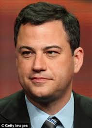 Late-night upstart Jimmy Kimmel may have them rolling in the aisles during show, 'Jimmy Kimmel Live!' - article-2257565-16C36736000005DC-490_308x429