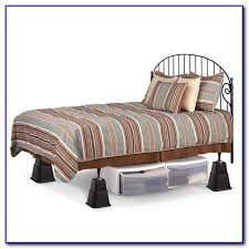 adjustable bed risers target bed risers target furniture
