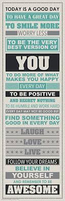 Culturenik Be Awesome Inspirational Motivational ... - Amazon.com