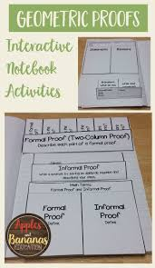best ideas about solve algebra problems algebra introduce your students to proofs using scaffolded notes and interactive notebook activities inbs