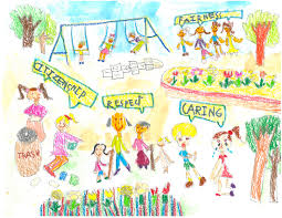 poster video contest winners character counts in glenview eliana kwon henking school
