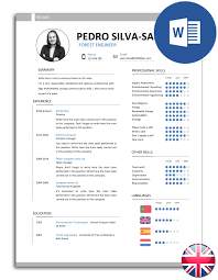 the best easy to edit resume models in word noctula store resume model fully editable in word