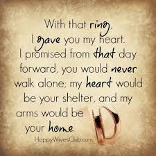 Love Quotes | Wedding Vows on Pinterest | Wedding Vows, Vows and ... via Relatably.com